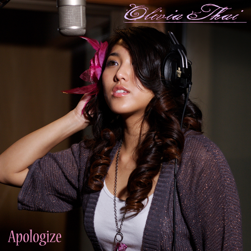 Olivia Thai - Apologize (OneRepublic Cover)